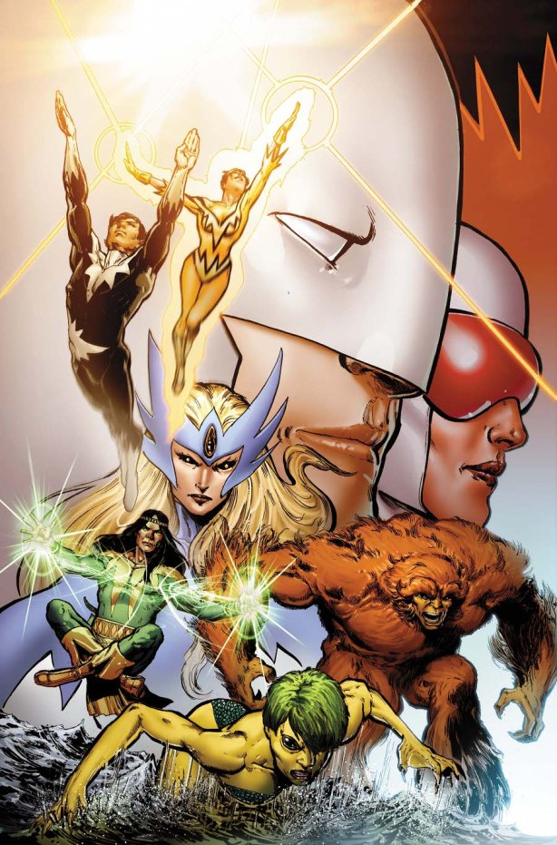 New ALPHA FLIGHT series